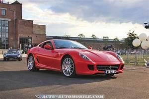 Ferrari Mulhouse : les plus belles ferrari r unies au 13e festival automobile de mulhouse actu automobile ~ Gottalentnigeria.com Avis de Voitures