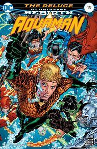 Aquaman (2016-) #13 (NOOK Comics with Zoo…