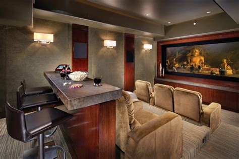 Media Room Lighting-legend Lighting-austin, Texas