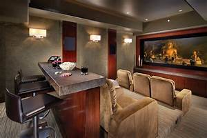most important aspects to determine the best home theater With home theater furniture placement