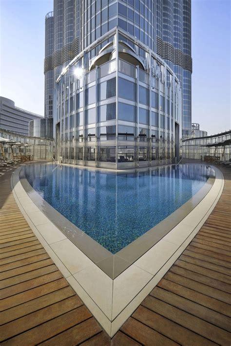 Armani Burj Khalifa Hotel Dubai Architecture