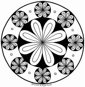 Blumen Zum Ausdrucken : 199 best mandalas zum ausdrucken f r kinder erwachsene images by mirjam schradi on pinterest ~ Watch28wear.com Haus und Dekorationen