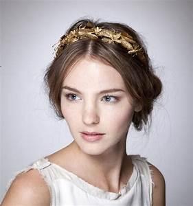 Frisur Haarband Simple Romantische Mit Haarband Selber Machen With