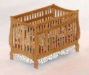 nursery convertible    crib bed woodworking