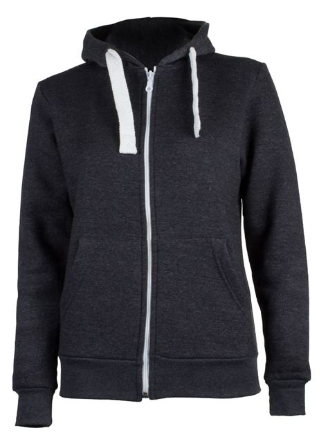 plain hooded coat womens plain hoodie fleece sweatshirt hooded coat