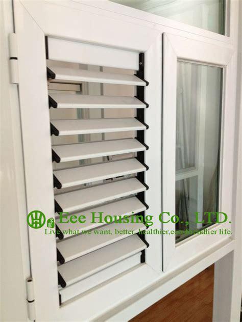 louver blade shutter window aluminum louver shutter