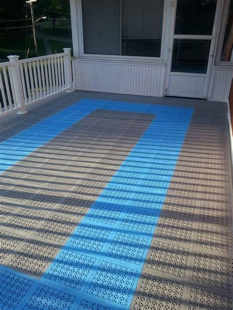 Outdoor Carpet For Decks Install by 1000 Images About Deck And Patio Flooring On