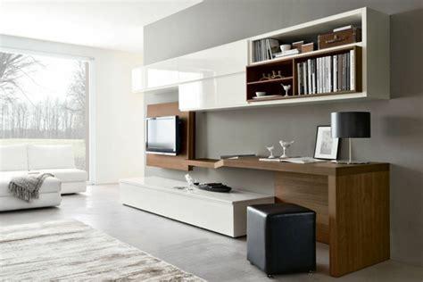 le bureau moderne aménagement de bureau moderne dans un salon design