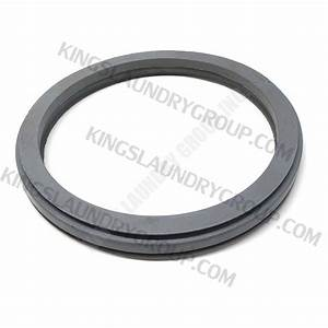For   F170124 50lb Door Glass Gasket  U2013 Kings Laundry Group