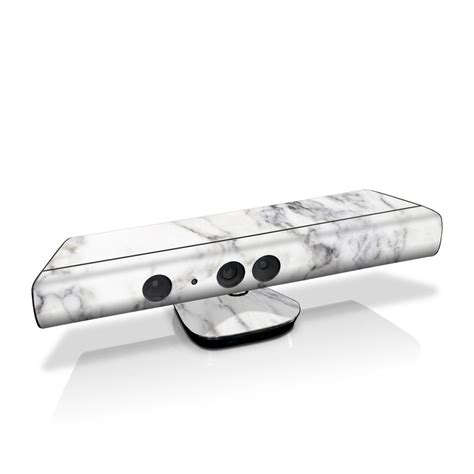 Xbox 360 Marble Game Xbox Kinect Skin White Marble By Marble Collection