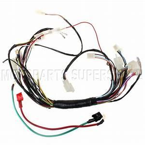 New Main Wiring Harness 110cc 125cc Taotao Atvs Quads Four Wheeler