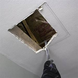 Install a bathroom exhaust fan