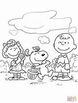 Coloring Peanuts Pages Printable Easter Spring Charlie Snoopy Characters Brown Valentine Shark Cartoon Sheets Printables Drawing Supercoloring Peanut Getcolorings Crafts sketch template