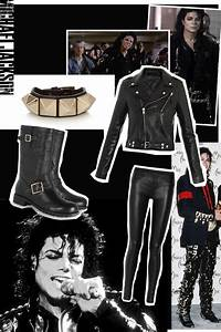 Michael Jackson influence fashion leather gloves studded ...
