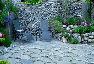 Steine Für Wandverkleidung : einmalige mosaike aus stein zieren innen und au enw nde ~ Bigdaddyawards.com Haus und Dekorationen