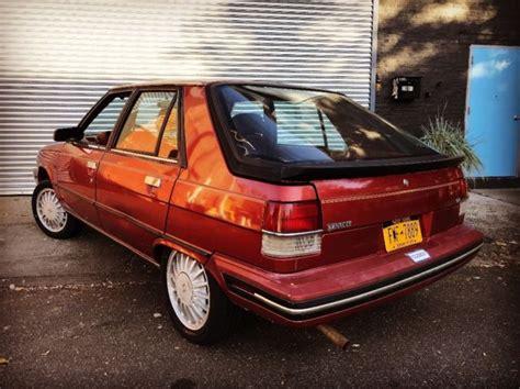 1985 Renault Encore Ls For Sale: Photos, Technical