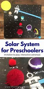 Solar System for Preschoolers | The Mama Workshop