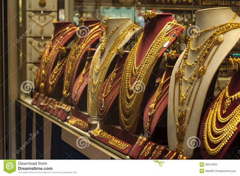 Indian Gold Jewelry Shop, Most
