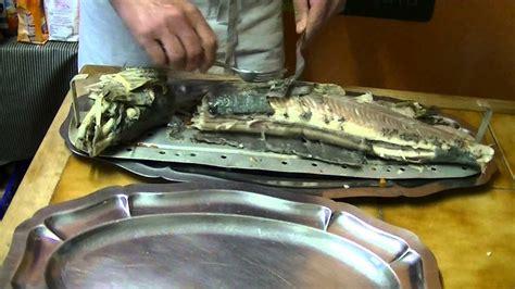 cuisine brochet comment cuire et désarêter un brochet tuto cuisine