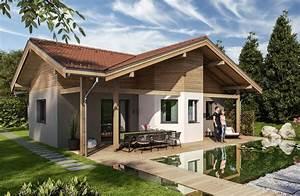 Fertigteilhaus Preise Schlüsselfertig : bungalow fertighaus fertigteilhaus wolf haus musterhaus ~ Watch28wear.com Haus und Dekorationen