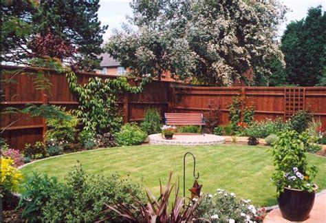 suburban garden design small modern suburban garden mary ann le may from the gardening website