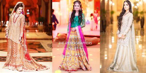 Wedding Dresses Pakistani : Latest Pakistani Designer Bridal Wedding Dresses 2018