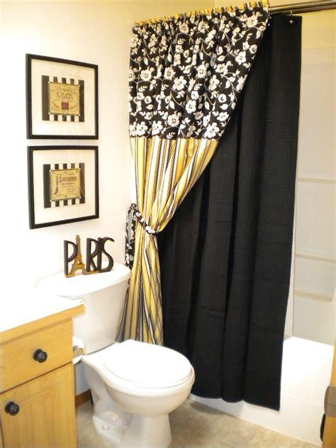 black and yellow bathroom ideas black and white bathroom tile design ideas precious home