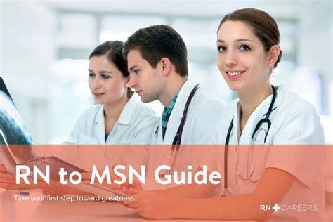 oinline rn  msn programs rn careers