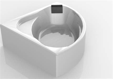 bagno con vasca ad angolo vasche da bagno 3d vasca da bagno ad angolo 145x145cm