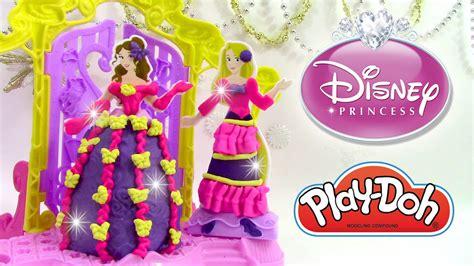 p 226 te 224 modeler princesse boutique de mode des princesses disney raiponce play doh
