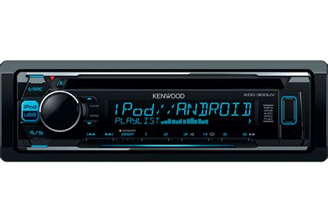 iphone car radio ipod iphone car stereo kdc 300uv features kenwood uk