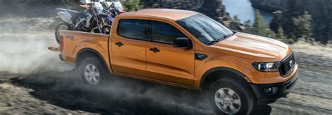 2019 Ford Ranger Towing Features And Capabilities