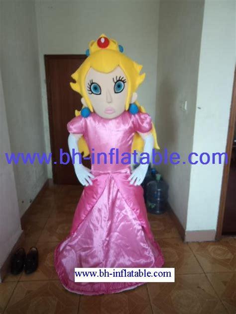 princess mascot costume