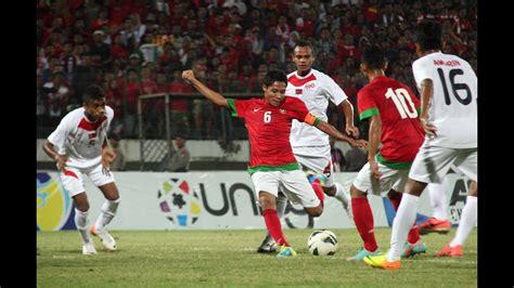 Indonesia Vs Timor Leste U23 Goals And Highlight Full Durasi