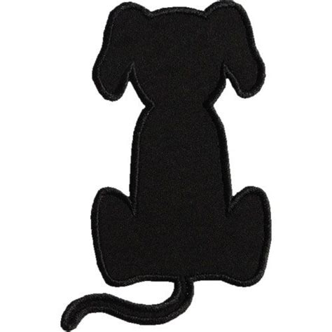 dog silhouette clip art    clipartmag