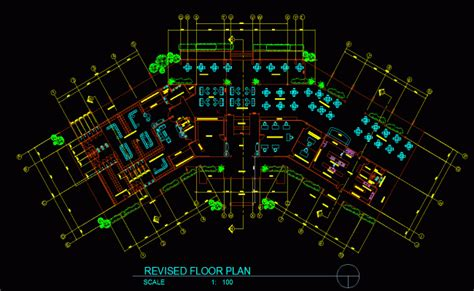 architectural designs house plans golf clubhouse dwg