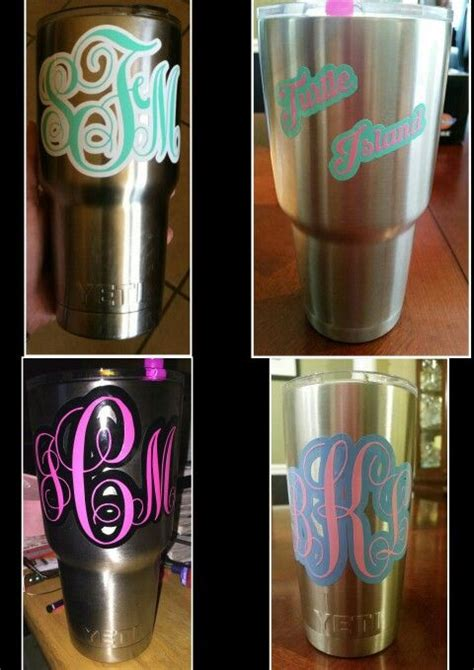 decals   yeti cups decals  yeti cups cup decal yeti cup