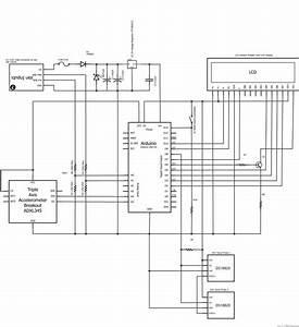 Arduino Powered Voltmeter And Temp Gauge