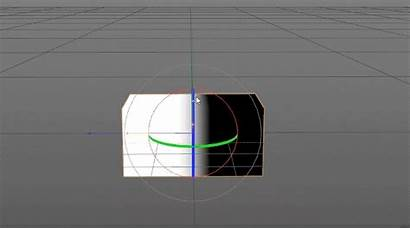 Gradient Ramp Linear 3d Redshift Editor Example