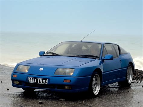 1990 Renault Alpine Gta V6 Turbo Le Mans Rvolution