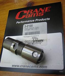 Hydraulic Crane   Now S U0026s   Tappet For Harley Davidson