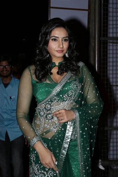Transparent Saree Bollywood Actresses Dwivedi Seductive Indian