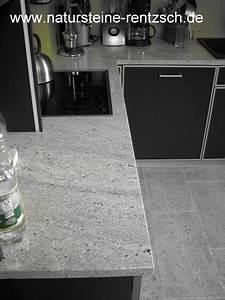 Granit Arbeitsplatte Online : k che arbeitsplatte granit kashmir white granitplatte ebay ~ Watch28wear.com Haus und Dekorationen