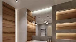 Badezimmer Beleuchtung Wand : badezimmer beleuchtung wand youtube ~ Michelbontemps.com Haus und Dekorationen