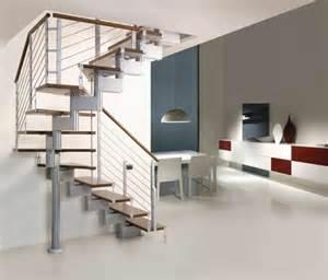 Escalier Interieur Moderne Tunisie by Un Escalier Demi Tournant Embellit Vos Int 233 Rieurs Modernes