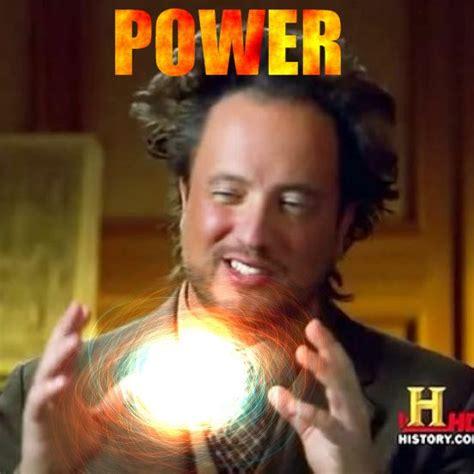 History Channel Aliens Guy Meme - aliens history channel meme
