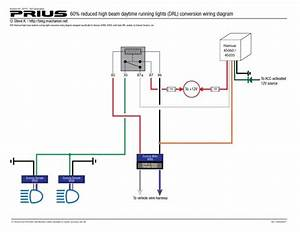 Daylight Running Lights Wiring Diagram