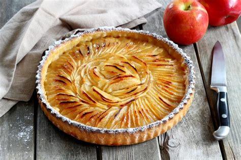 recette tarte aux pommes en pas  pas