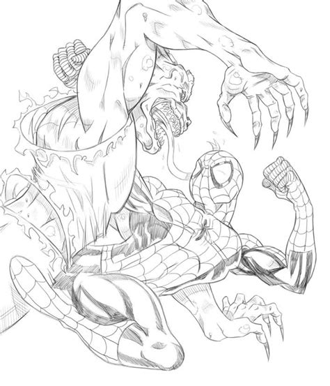 Amazing Coloring Pages Amazing Spider Coloring Pages