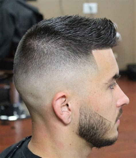 Very Cool Short Hairstyles For Men With Fade Style In
